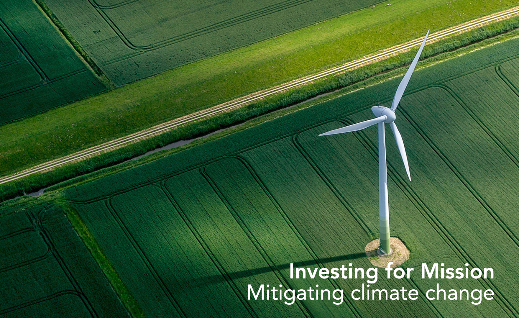 Investing for Mission | Mitigating Climate Change